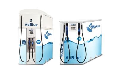 Системи за AdBlue свързани към фискалната система