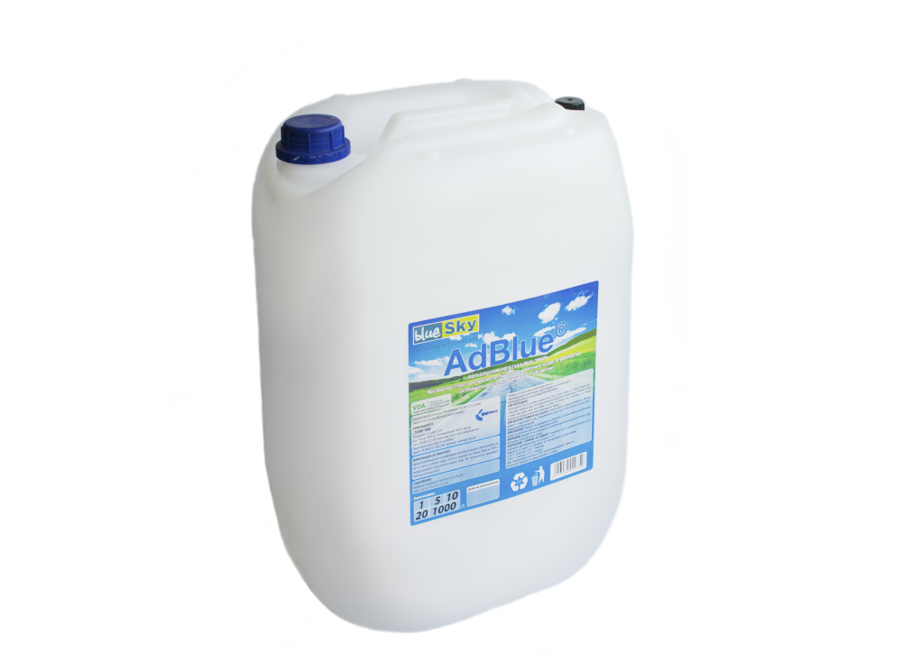 20 литра туба AdBlue®